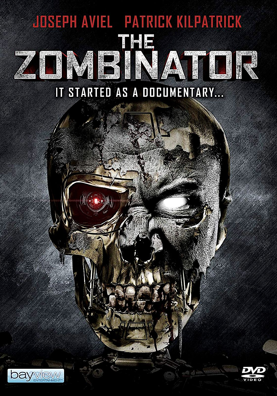 THE ZOMBINATOR DVD (BAYVIEW ENTERTAINMENT) in 2020