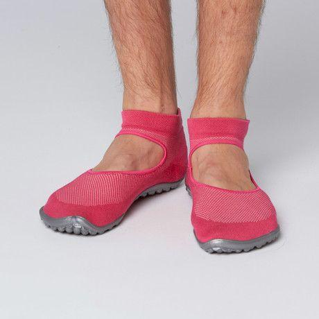 e Leguano barefoot shoe restores the