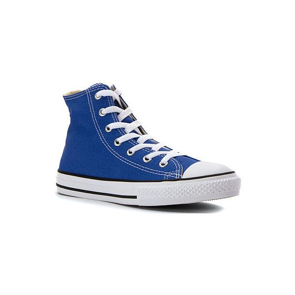 Converse Chuck Taylor High Top Preschool Boys Oxygen Blue