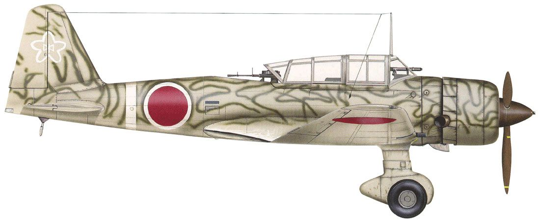 Mitsubishi Ki-51 / Unit: 10th sentai