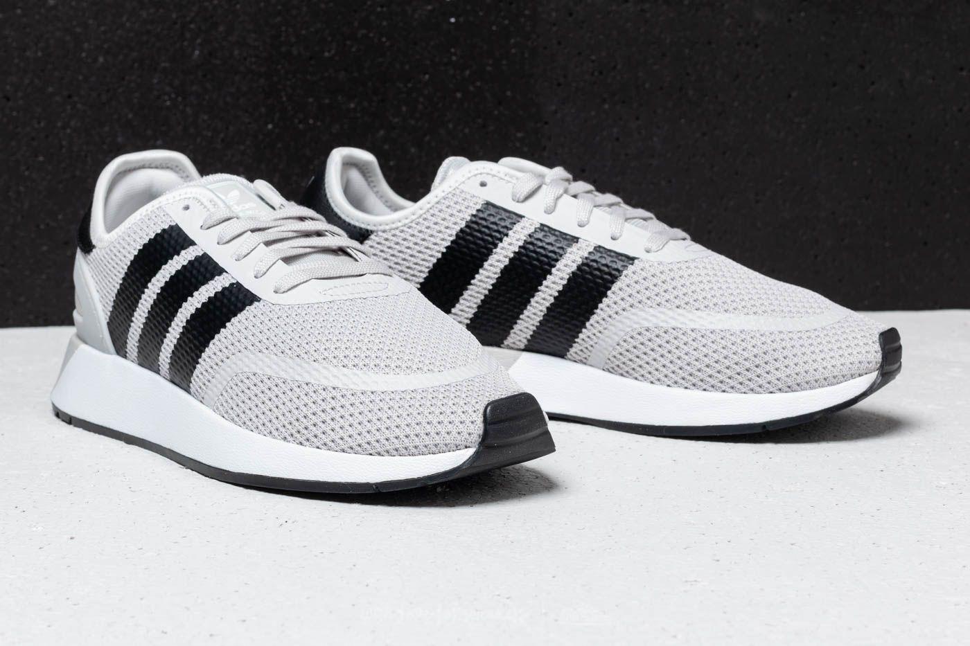 adidas N 5923 Grey One Core Black Ftw White | Footshop