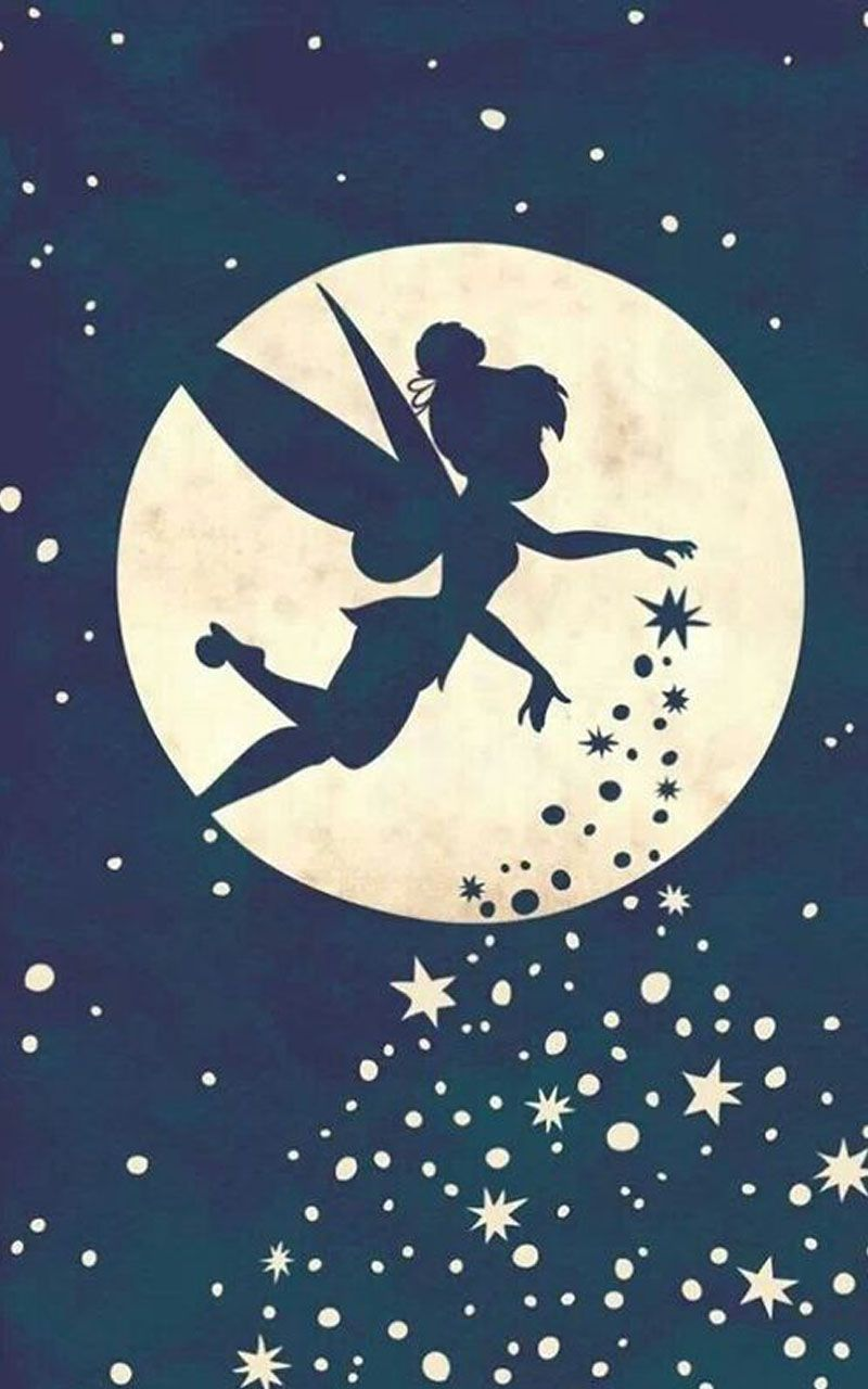 Disney Tinkerbell Wallpaper Iphone Disney Princess Disney Art Tinkerbell Wallpaper
