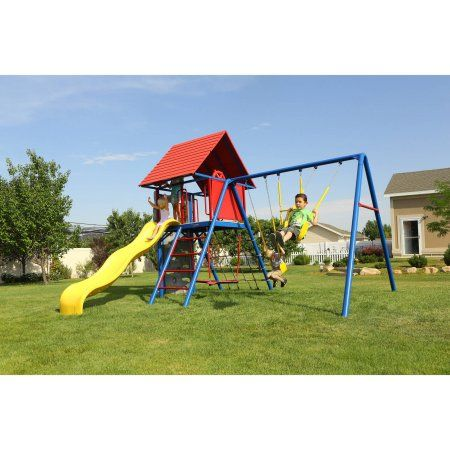 view inc playgrounds standing bays htm commercial planet bay larger free metal swing sets