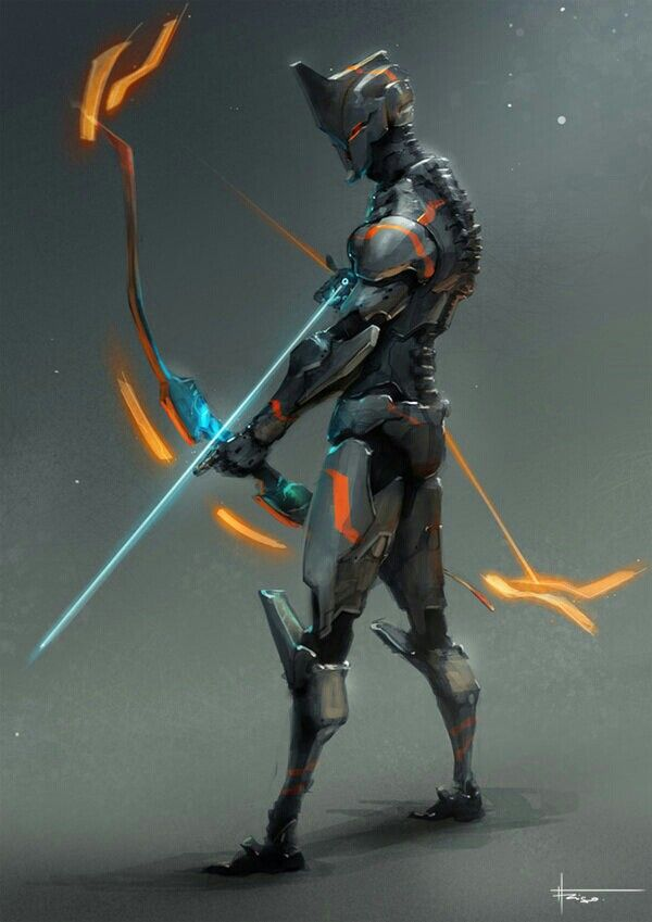 Cyber archer