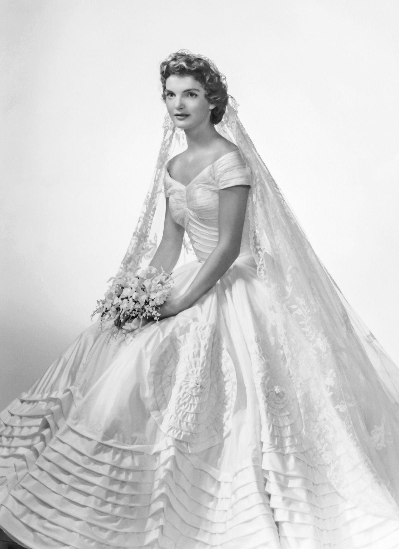 Kennedy Jackie wedding dress
