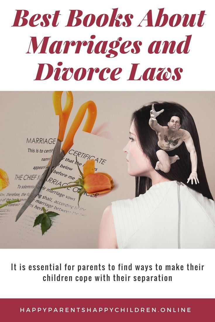 Best Books About Marriages and Divorce Laws (With images