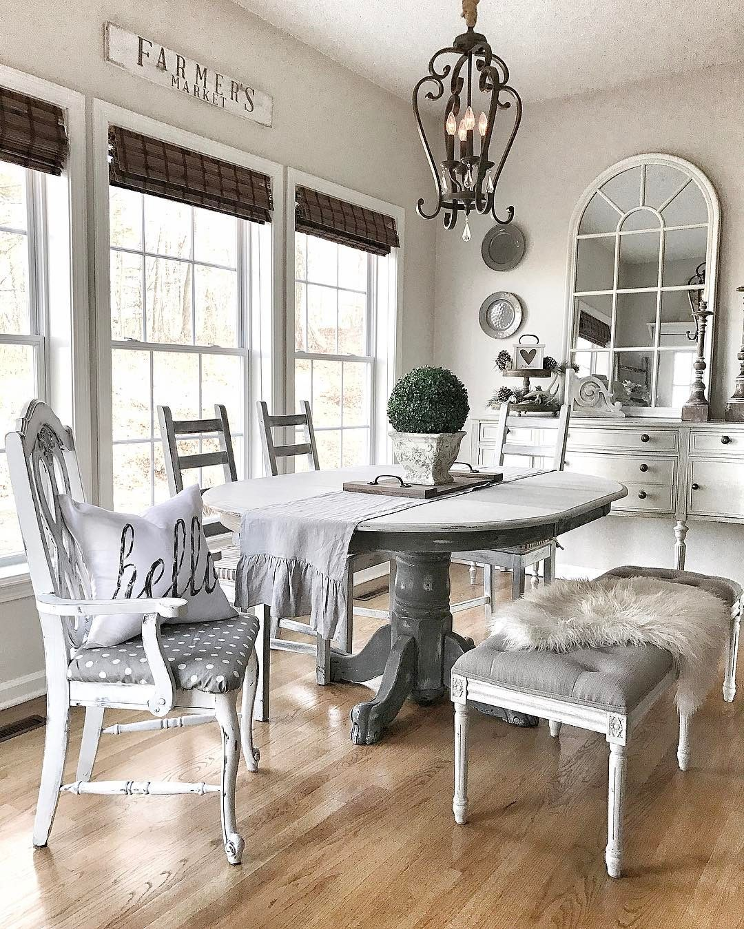 19 Urban Dining Room Designs Decorating Ideas: Great Far House Style Dining Room (With Images)