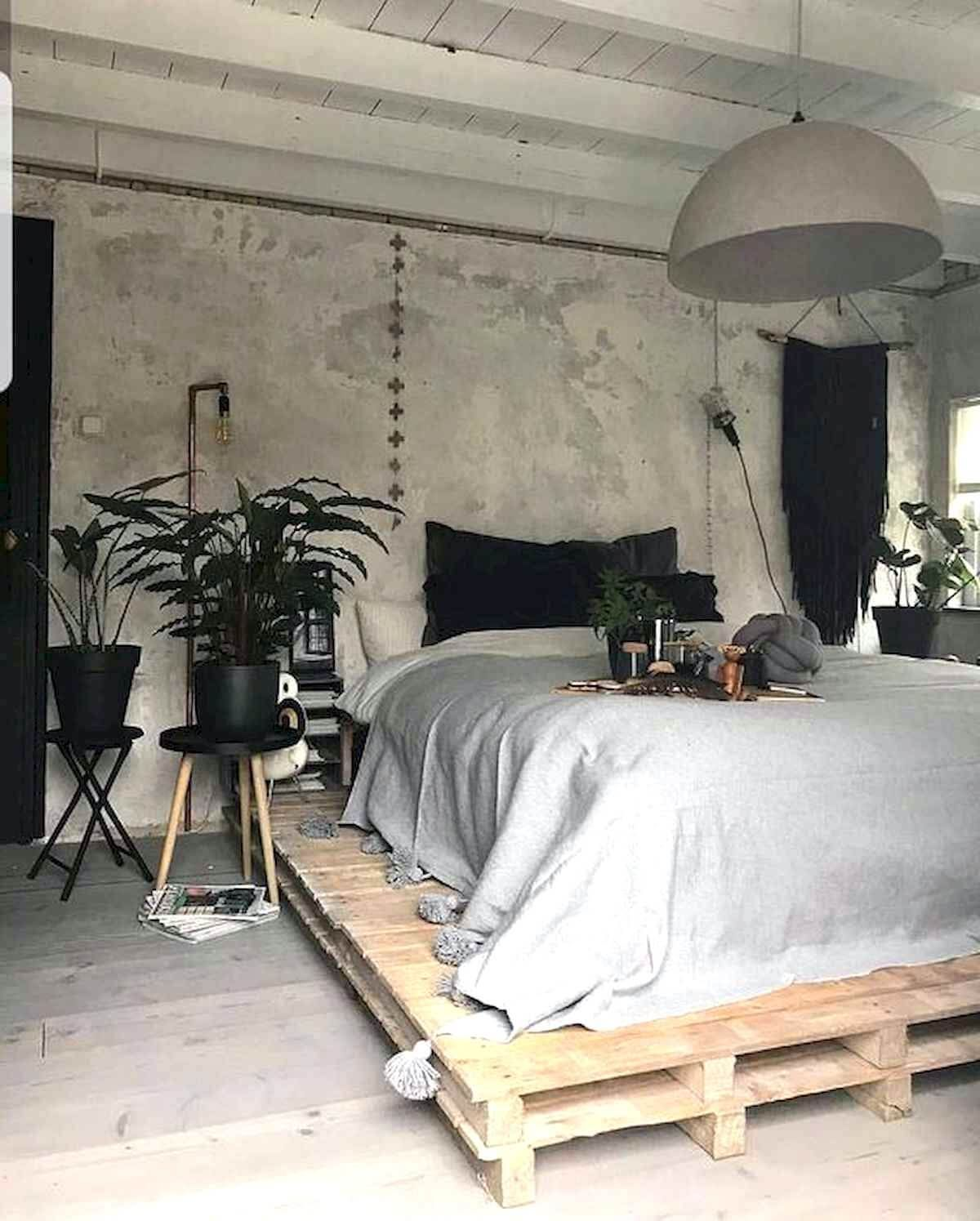 47 Rustic Diy Projects Pallet Beds Design Ideas Bed Design