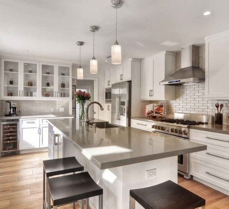Period Kitchens Designs Renovation: 85+ Simple Care Solid Surface Countertops Ideas