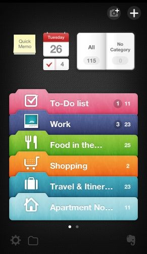 Awesome Note Todo Calendar For Iphone With Images Best