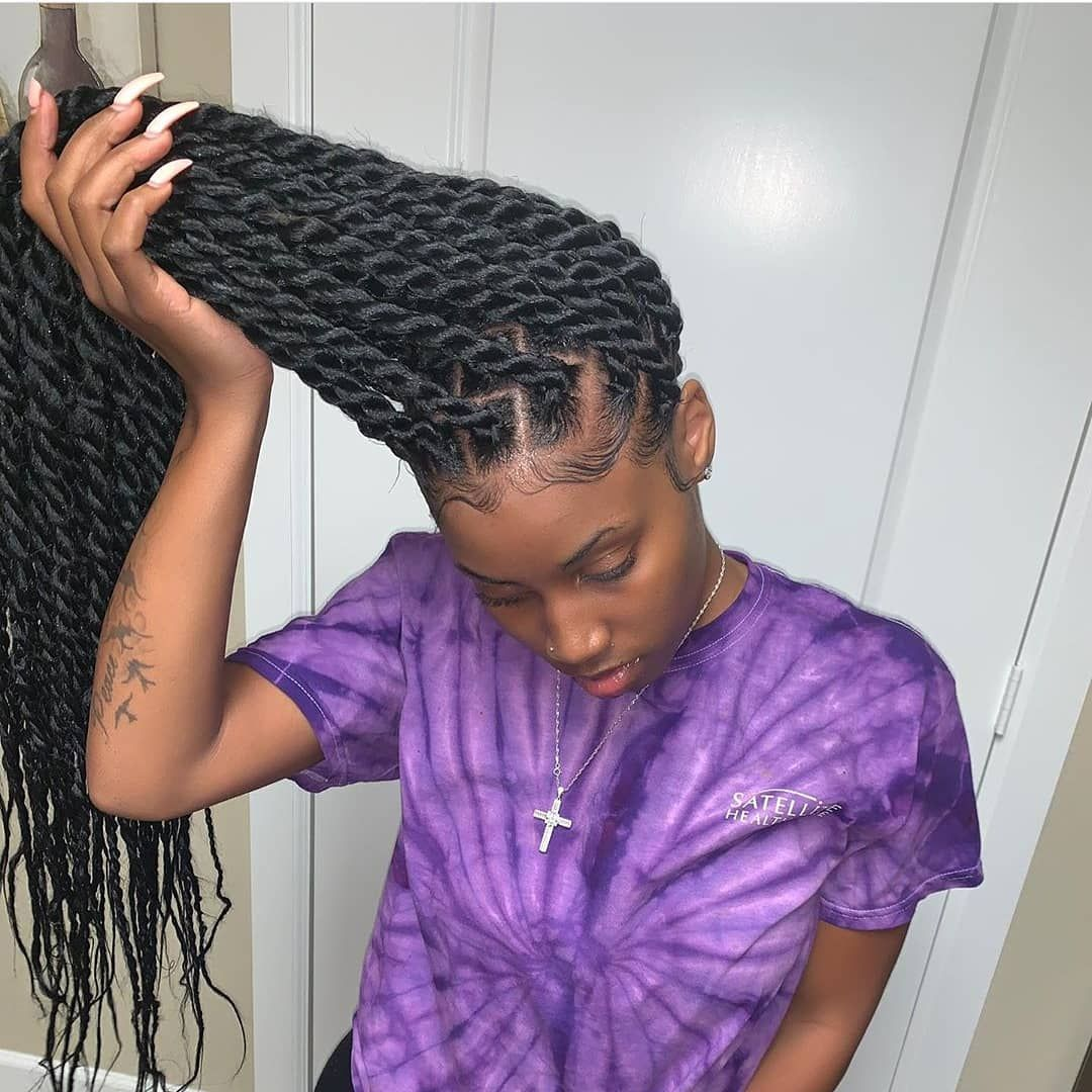 Current Braiding Styles : Coolest Braids You Need to Try Now | | Zaineey's Blog #goddessbraids