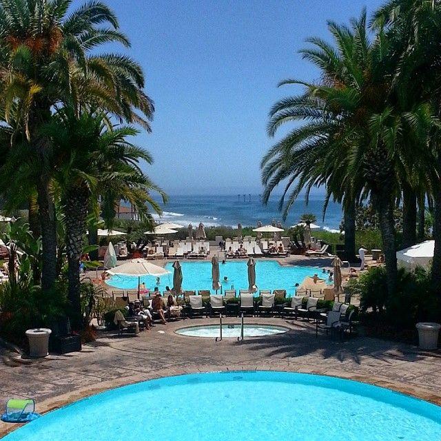 Bacara Resort and Spa, Santa Barbara, California. Photo courtesy of ...