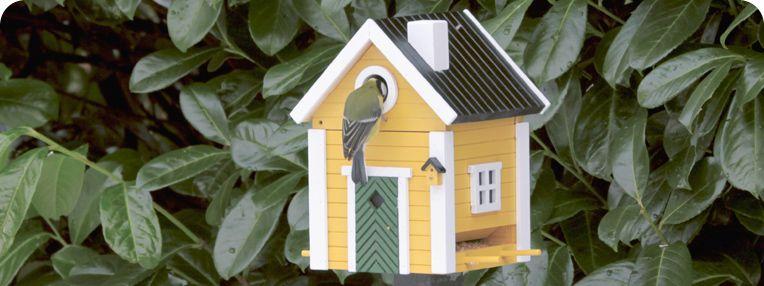 Fågelholkar från Wildlife Garden