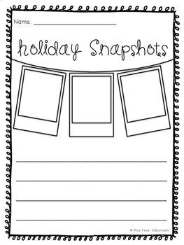 Holiday Recount Template -   18 tulisan holiday Tumblr ideas