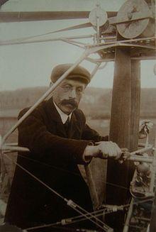 Paul-Cornu: primer vuelo de un helicóptero
