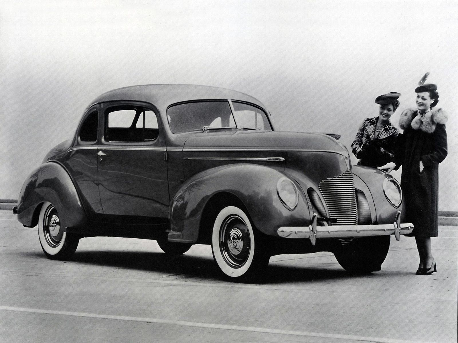 1939 Hudson Deluxe Six Coupe Hudson Coupe American Motors