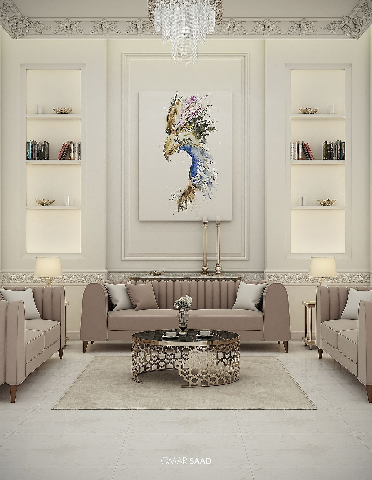 f43015c05f362e9ebc94cad8d8687027 - 38+ Modern Classic Small House Modern Living Room Design Images