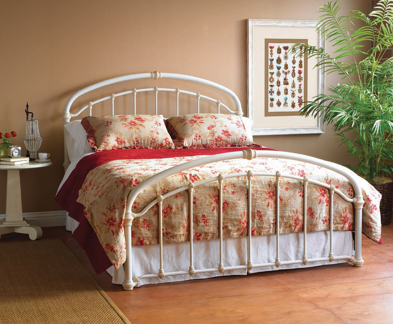 Queen Birmingham Complete Bed Wesley Allen Home