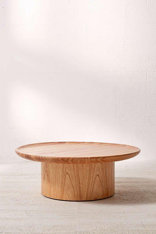 Matro Wood Coffee Table