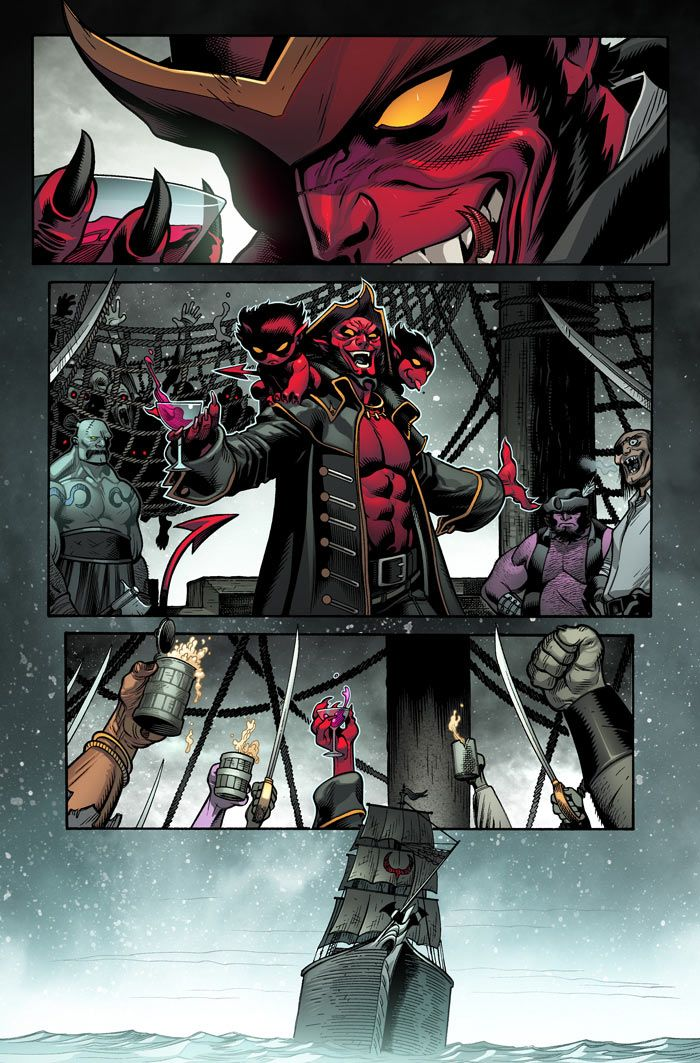 Preview: Amazing X-Men #3, Page 1 of 3 - Comic Book Resources