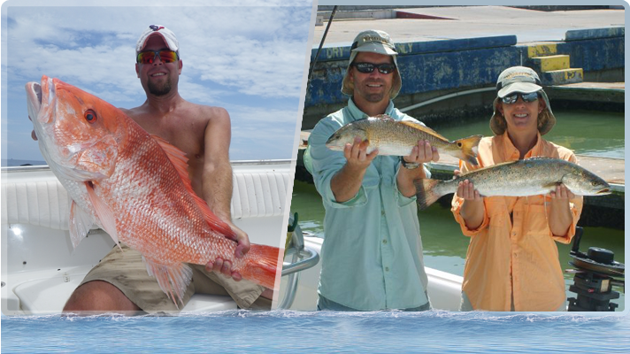 Hingle's Guide Service - Offshore and Bay Fishing Charters - Galveston Freeport Matagorda, Texas