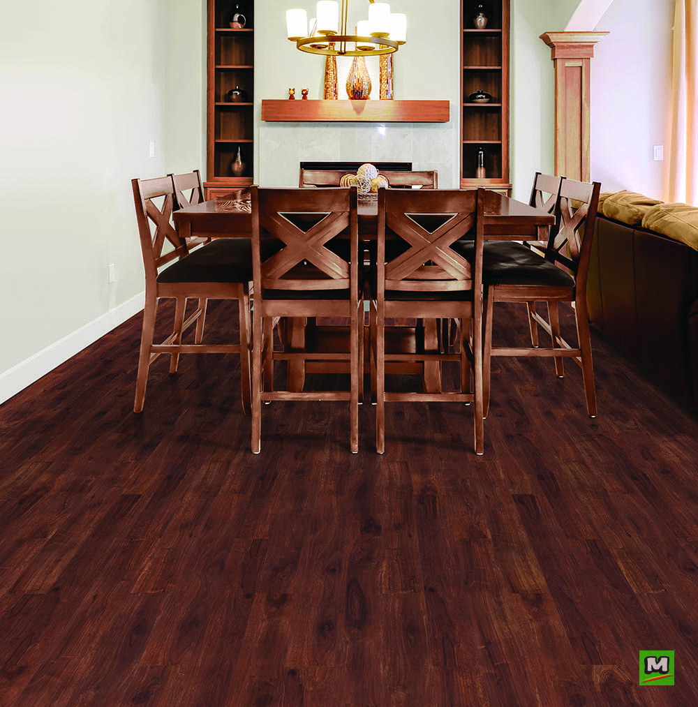 Get New Floors With Easy To Install Quality Craft Expressa Bronzed