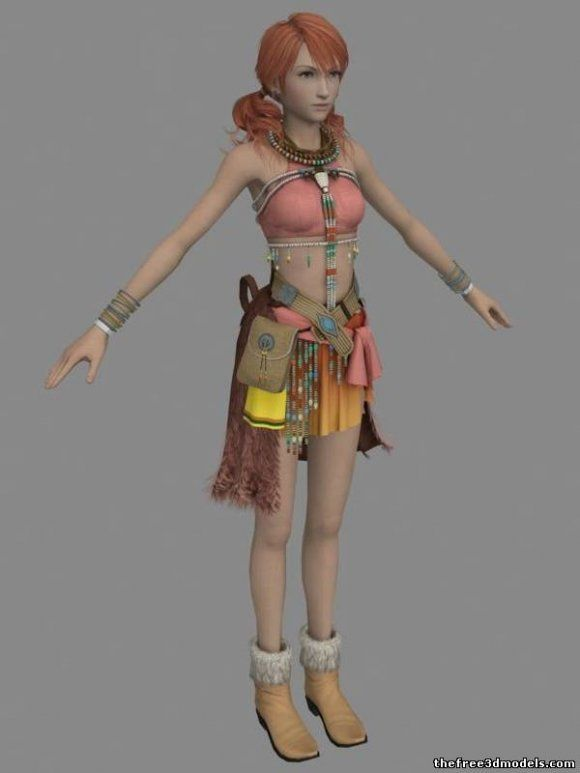 Characters 3D Models Free 3D Characters download Page 6