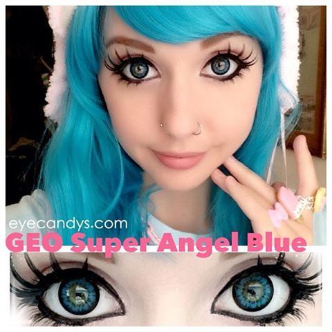 Anime Doll Makeup Look Super Cute For Halloween Doll Eye Makeup Anime Makeup Cosplay Makeup