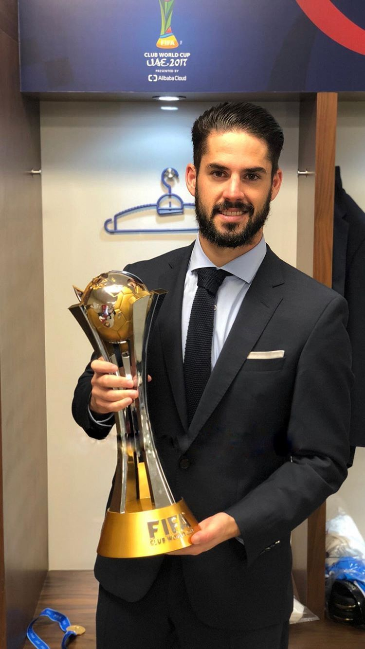 Pin by نازيا أحمد on Isco ️ ️ ️ Isco, Isco alarcon, Real