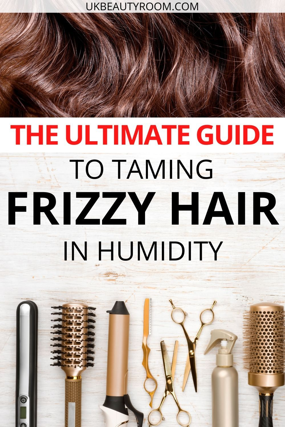 How to stop frizzy hair after washing 9 amazing products