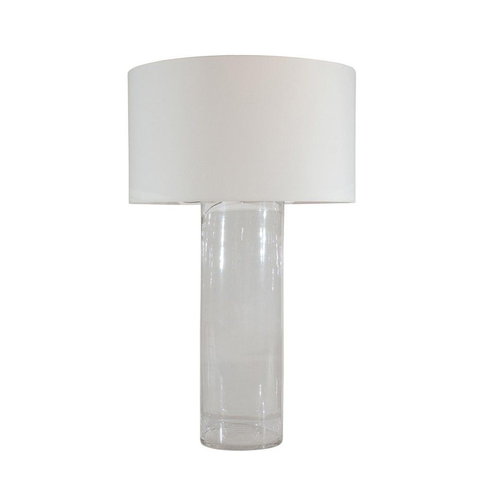 Hollow Glass Cylinder Lamp Glass Wall Lights Lighting