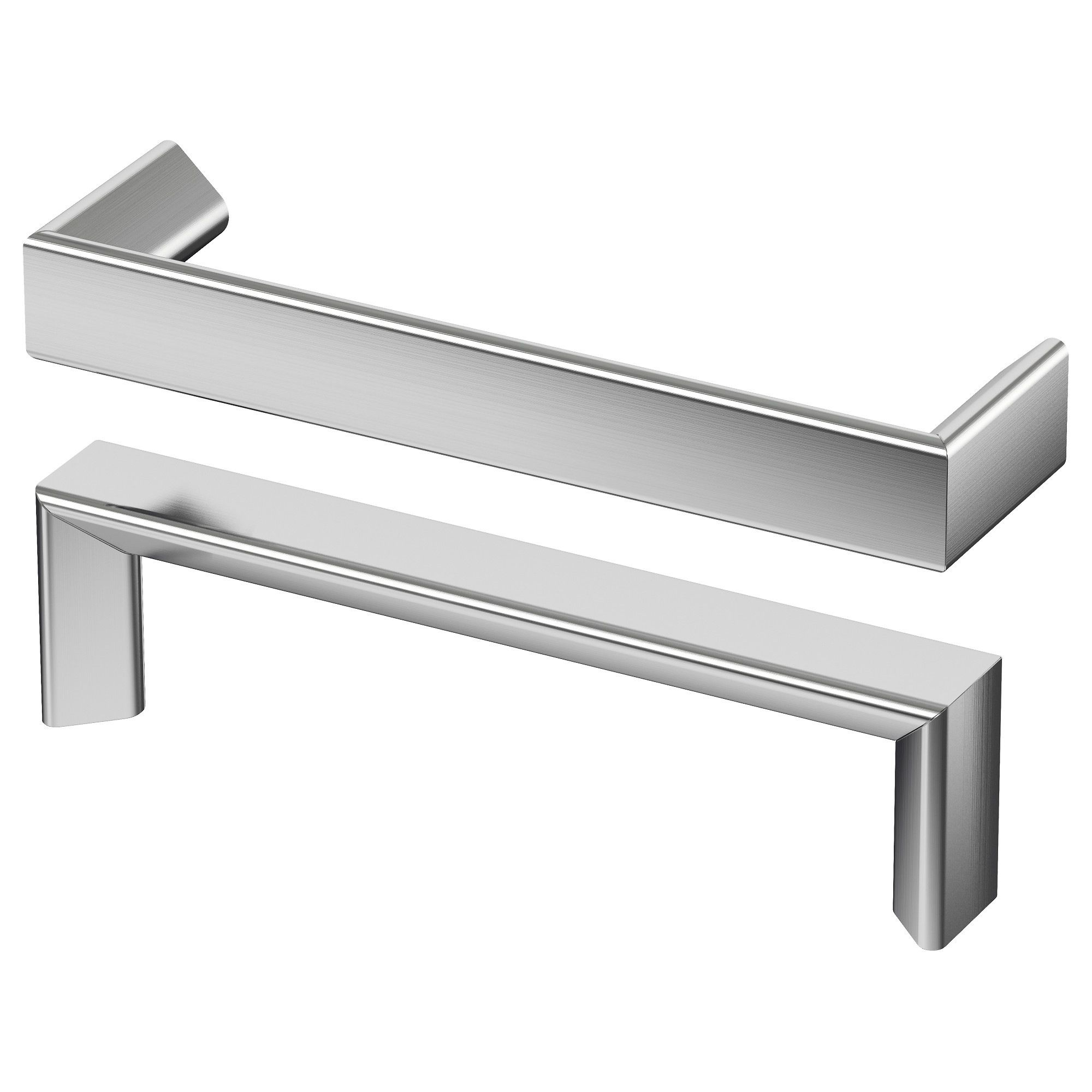 Tyda Handle Stainless Steel 5 7 16 Ikea Ikea Kitchen Door Handles Cabinet Handles