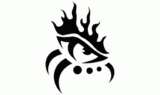 c5bf82988851b tribal eye | ART | Tribal tattoo designs, Tribal tattoos, Tribal ...