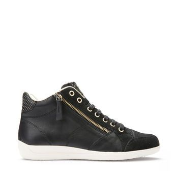 Buy Myria women's trainers in black. Wide selection and Free returns at Geox.com.