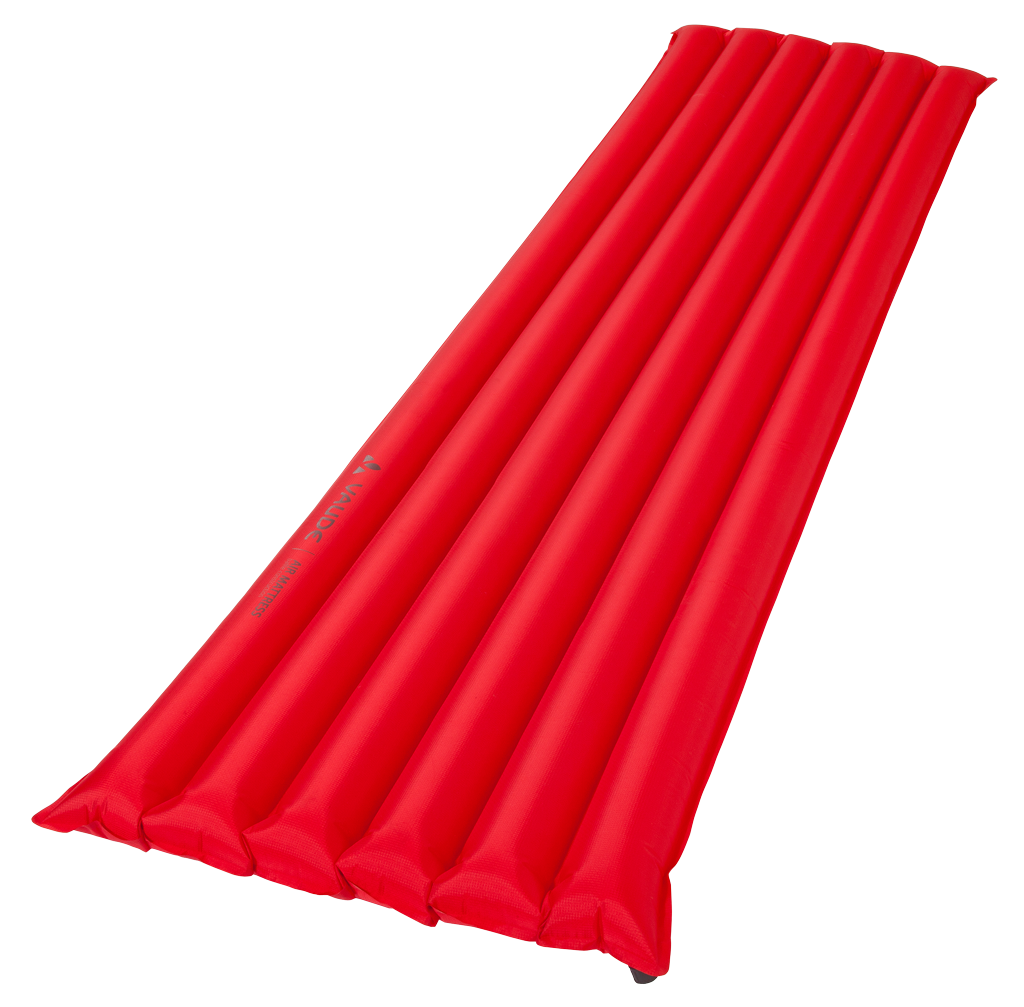 matelas gonflable air mattress vaude tapis de sol l ger pour le camping et la randonn e. Black Bedroom Furniture Sets. Home Design Ideas