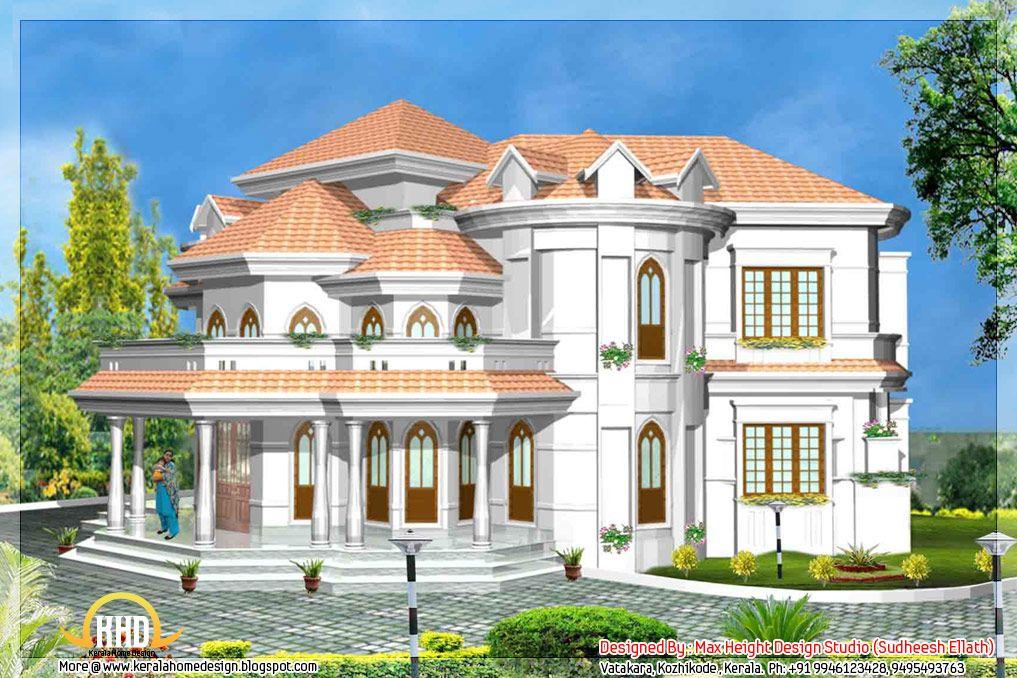 House Designs 3d Mansion Buscar Con Google