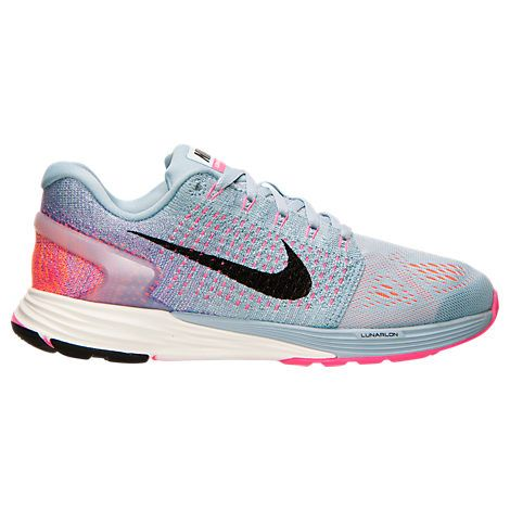 buy popular 42527 79fcd Women s Nike LunarGlide 7 Running Shoes - 747356 400   Finish Line
