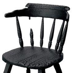 Smoke Chair By Maarten Baas