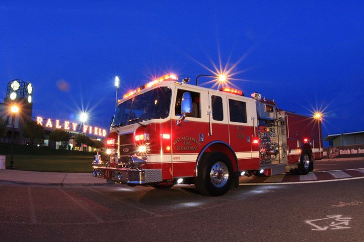 West Sacramento Fire Department - Sacramento, California - 2003 Pierce Engine #niceride #fire #trucks #setcom http://setcomcorp.com/headsets.html