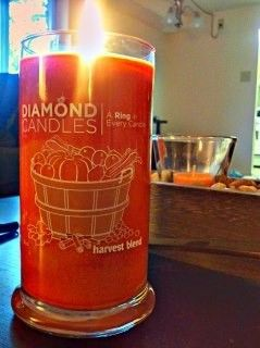 #diamondcandles #harvestcontest2012