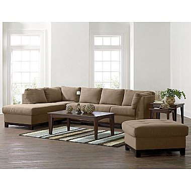 Loft Sectional - jcpenney  sc 1 st  Pinterest : loft sectional - Sectionals, Sofas & Couches