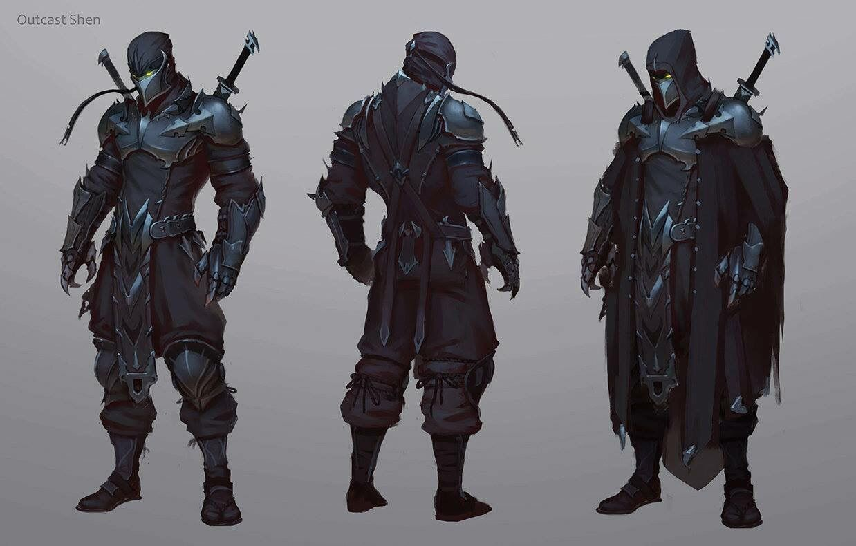character concept young rogue - Yahoo Image Search Results
