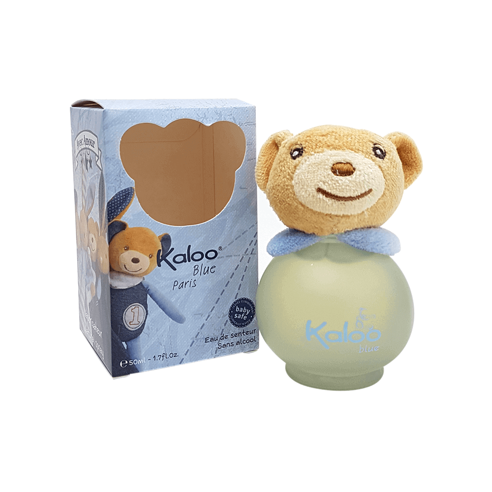Kaloo Blue Scented Water Perfume (50ml) For Boys. Rounded