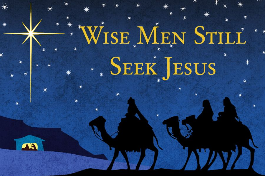 Free Printable Christmas Message Cards – Wise Men Still Seek Jesus ...