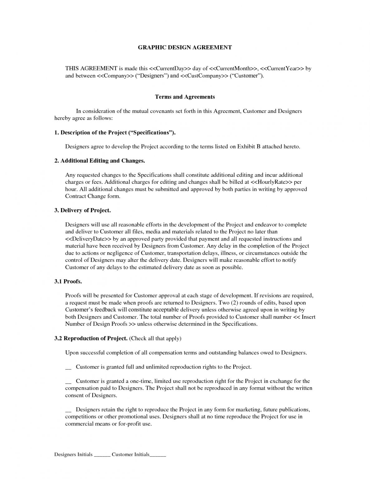 Freelance Letter Of Agreement Template How To Write An Interior Design Or Brief Website WordPress Nextbook Co Editor