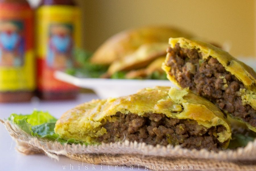 jamaican beef patties  recipe with images  jamaican