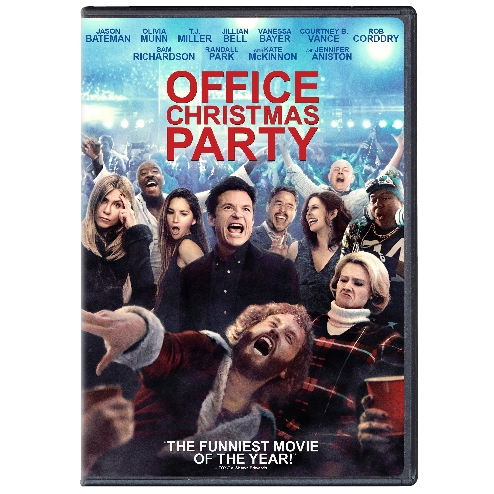 Office Christmas Party (Dvd) | Products | Pinterest | Office ...
