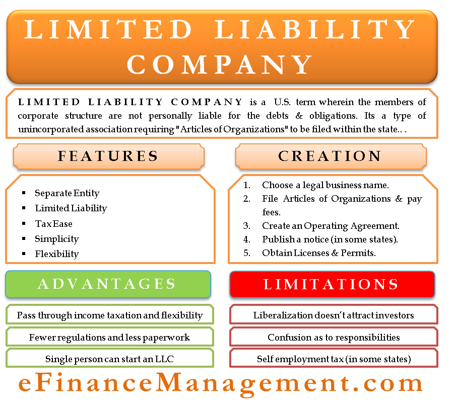 Limited Liability Company Bookkeeping business