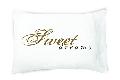 "Faceplant Pillowcases Faceplant Dreams ""sweet Dreams"" Cotton Pillowcase Standahttps"