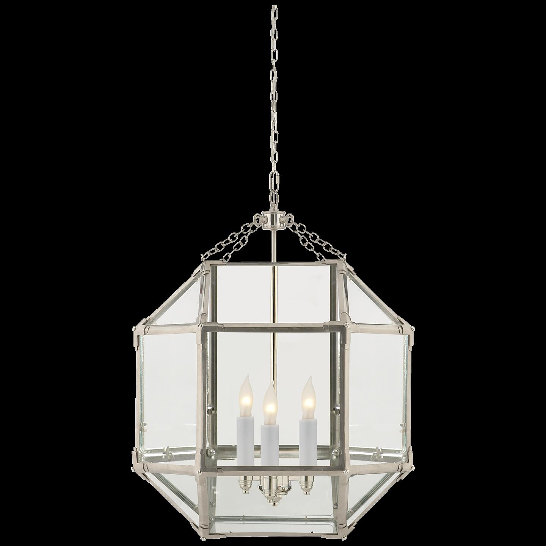 Morris Medium Lantern Visual Comfort Lighting Visual Comfort Light Fixtures